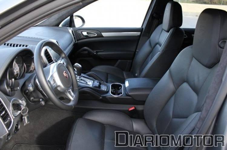 Porsche Cayenne S Hybrid, a prueba