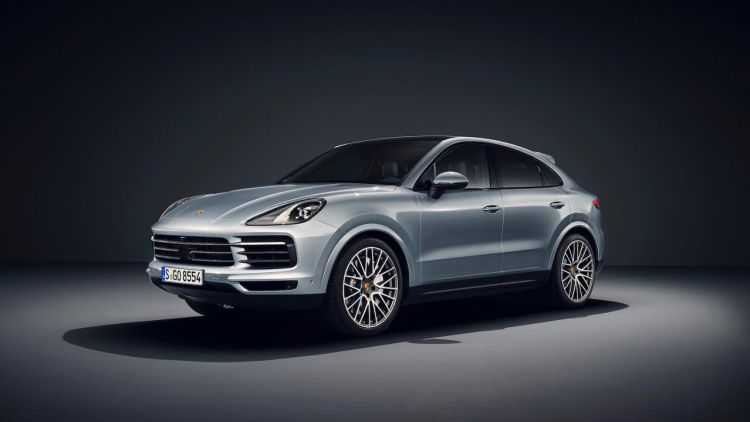 Porsche Cayenne S Coupe 01
