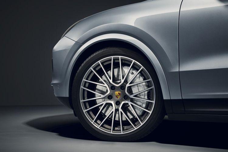Porsche Cayenne S Coupe 09