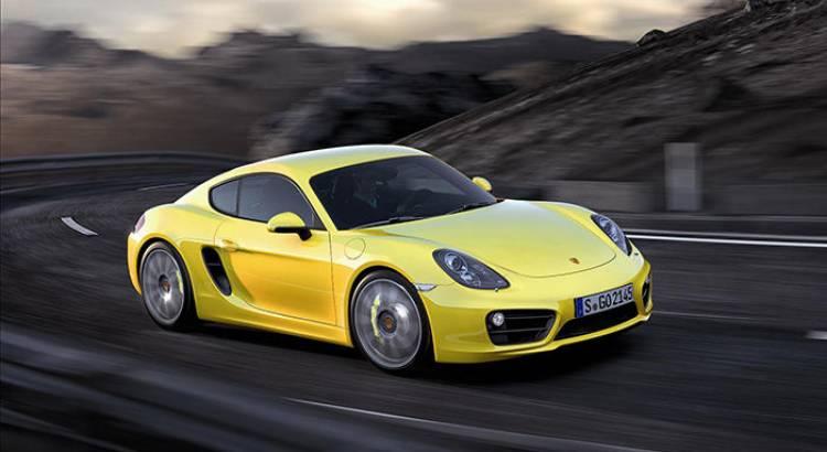 Porsche Cayman Turbo: rumores apuntan a un Cayman sobrealimentado de 4 cilindros