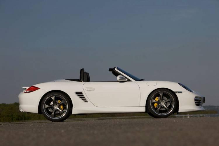 Porsche Cayman y Boxster por TechART