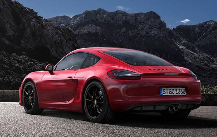 Porsche Cayman GTS 2014, nueva galería de imágenes