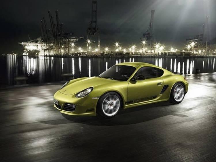 Porsche Cayman R, el Cayman definitivo