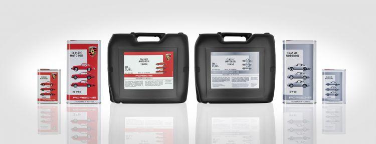 Porsche Classic Aceite Fomatos Embases