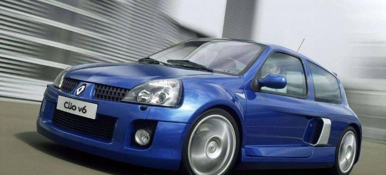 Porsche Colaboracion Renault Clio V6 Portada