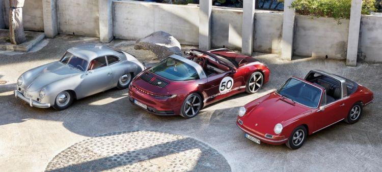 Porsche Combustible Sintetico Comienzo Construccion Planta 911 Portada