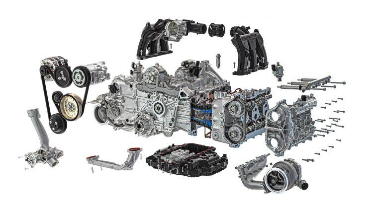 Porsche Combustible Sintetico Comienzo Construccion Planta Motor Boxer Despiece
