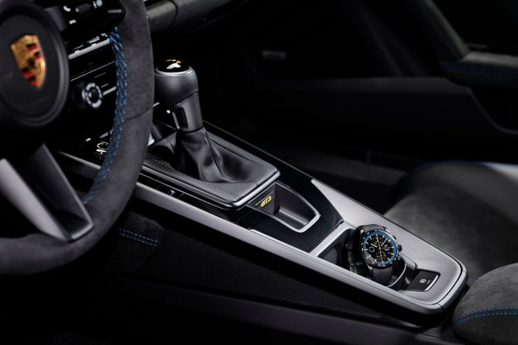 Porsche Design Reloj 911 Gt3 2