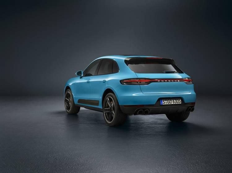 Porsche Macan 2019 1