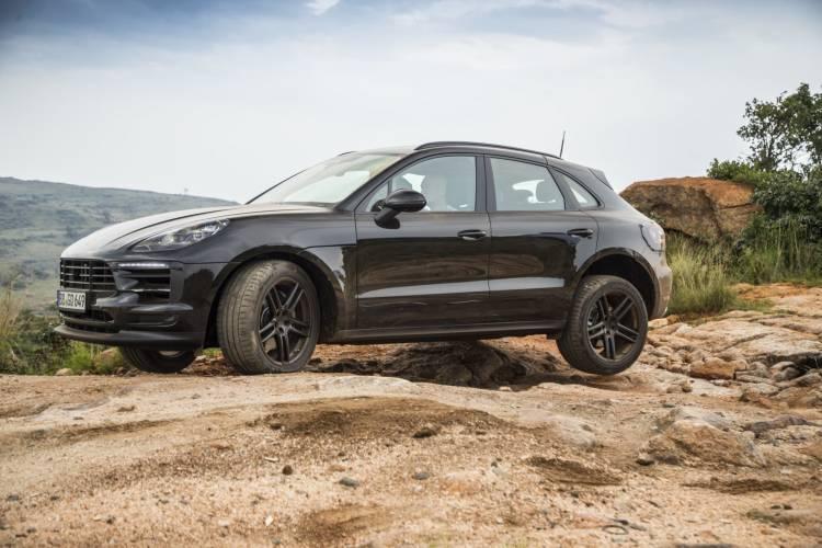 Porsche Macan 2019 Adelanto 10