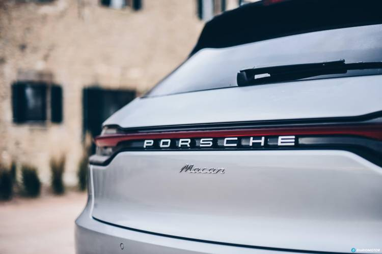 Porsche Macan 2019 14