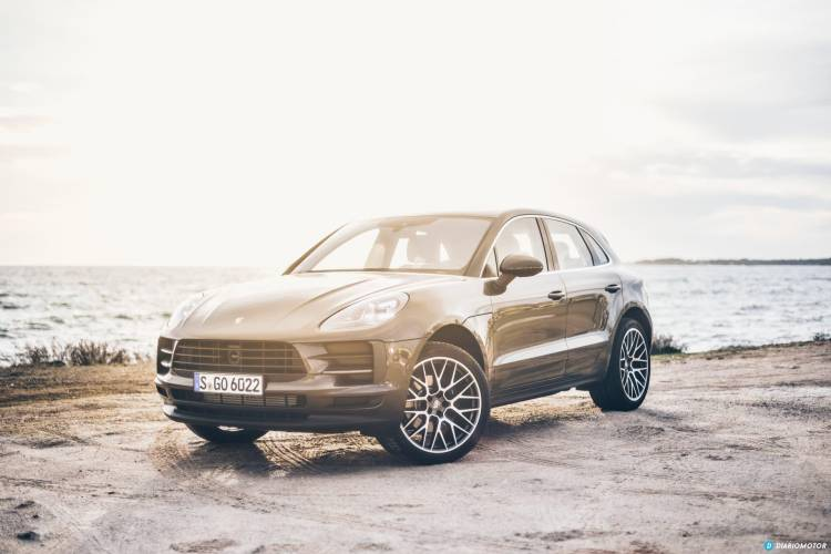Porsche Macan 2019 8