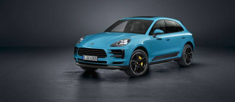 Porsche Macan 2019 P