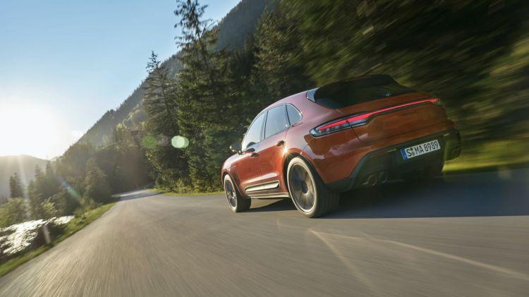 Porsche Macan 2022 Naranja 05