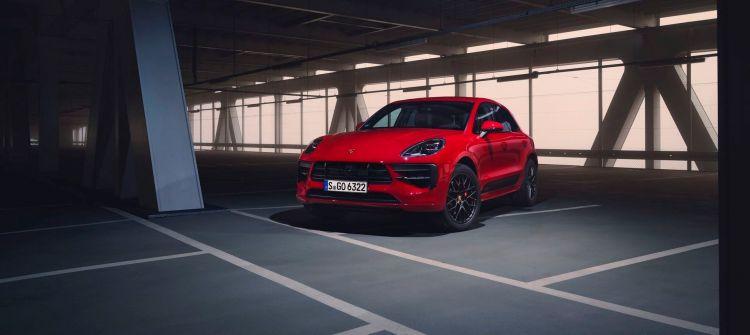 Porsche Macan Gts 2020 P