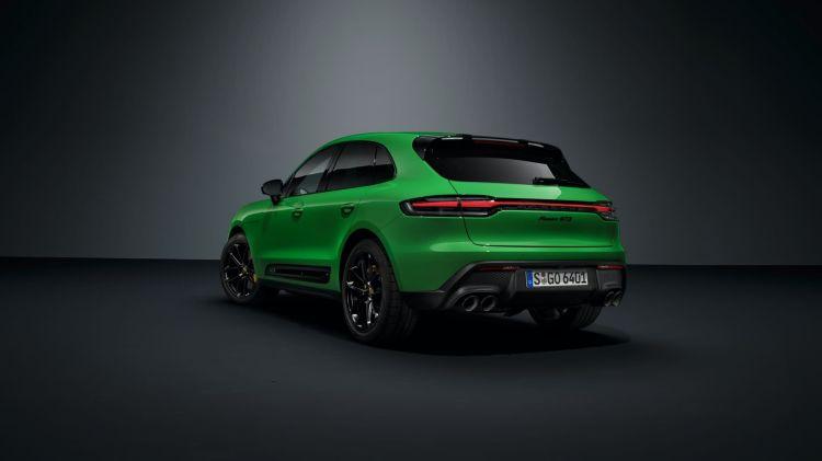 Porsche Macan Gts 2022 Verde 010