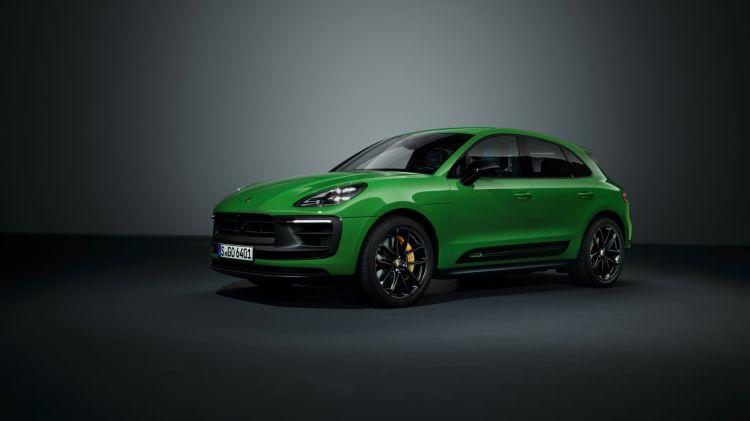 Porsche Macan Gts 2022 Verde 015