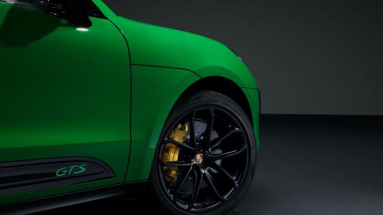 Porsche Macan Gts 2022 Verde 016