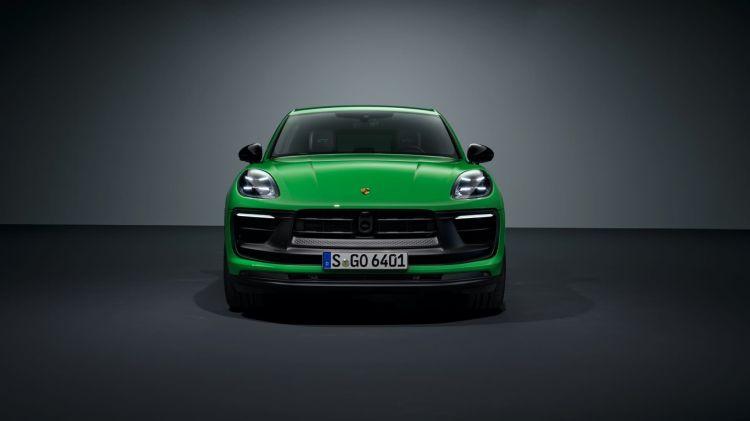 Porsche Macan Gts 2022 Verde 018