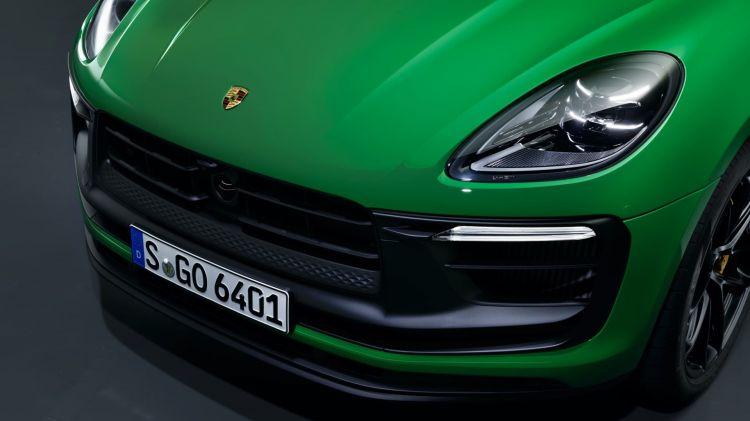 Porsche Macan Gts 2022 Verde 05