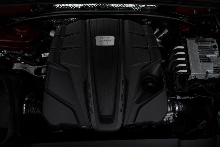 Porsche Macan Gts 43 Interior