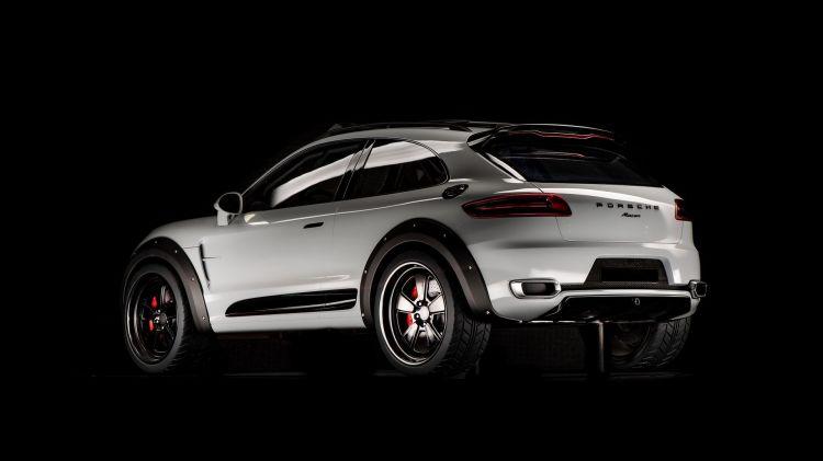 Porsche Macan Safari 3
