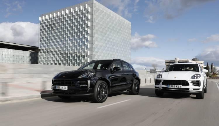 Porsche Macan Sprit 2019 63