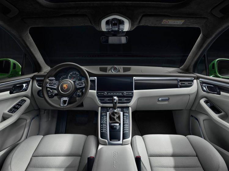 Porsche Macan Turbo 2020 4
