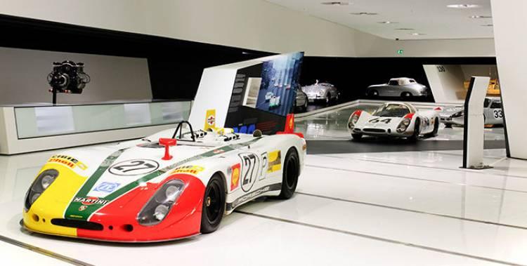 Museo Porsche Le Mans
