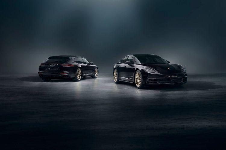 Porsche Panamera 10 Years 1