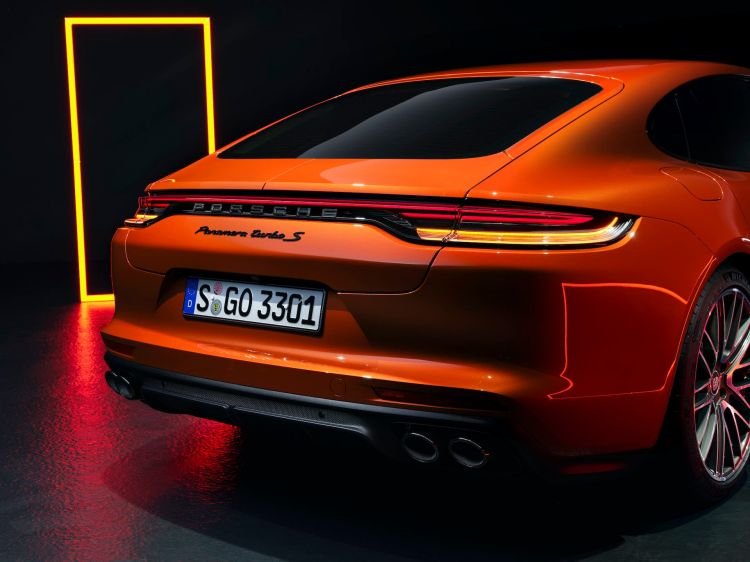 Porsche Panamera 2020 12