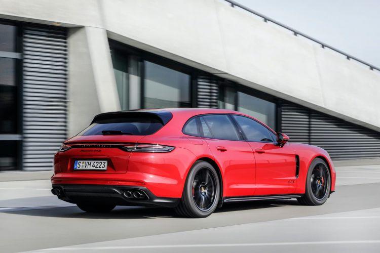 Porsche Panamera 2020 25