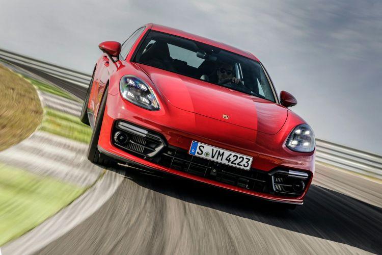 Porsche Panamera 2020 26