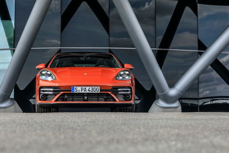 Porsche Panamera 2020 28