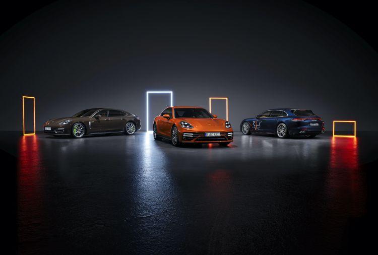 Porsche Panamera 2020 9