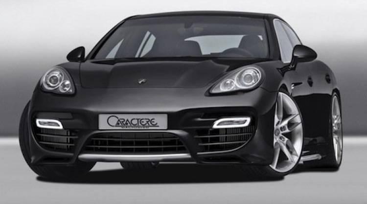 Porsche Panamera Caractère Exclusive