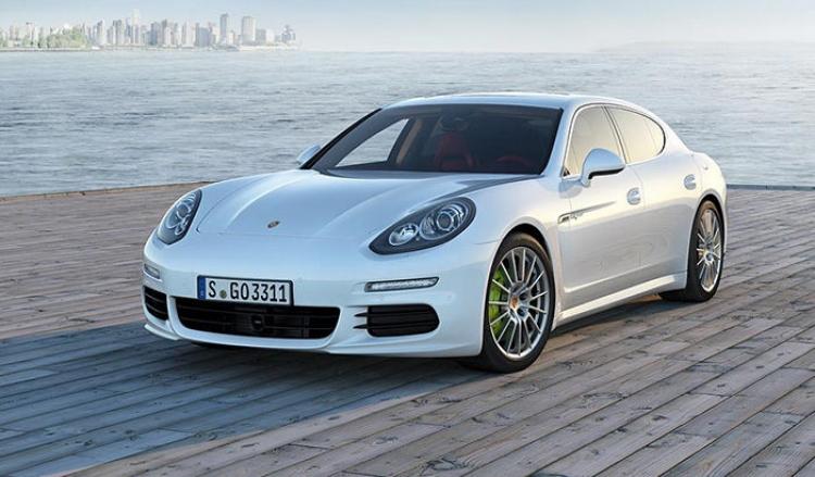 Porsche Panamera Diésel 2014: ahora con 300 caballos