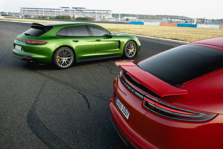 Porsche Panamera Gts 2019 10