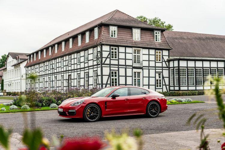 Porsche Panamera Gts 2021 19