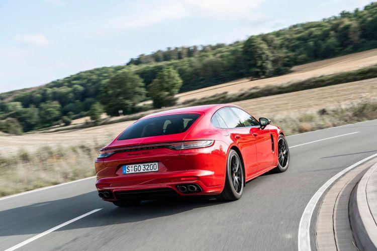 Porsche Panamera Gts 2021 21