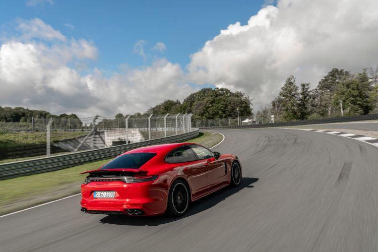 Porsche Panamera Gts 2021 58