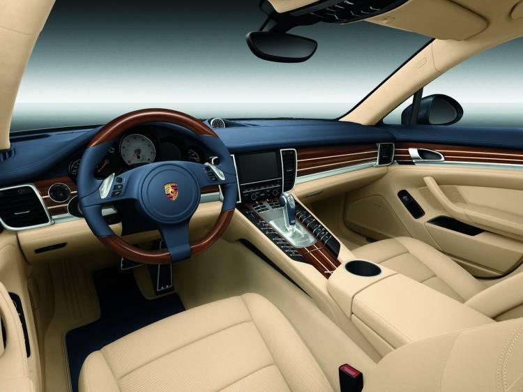 Personalización del Porsche Panamera
