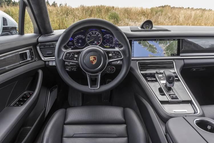 Porsche Panamera Interior 1001