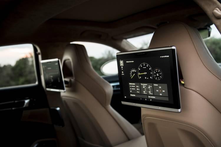 Porsche Panamera Interior 1004