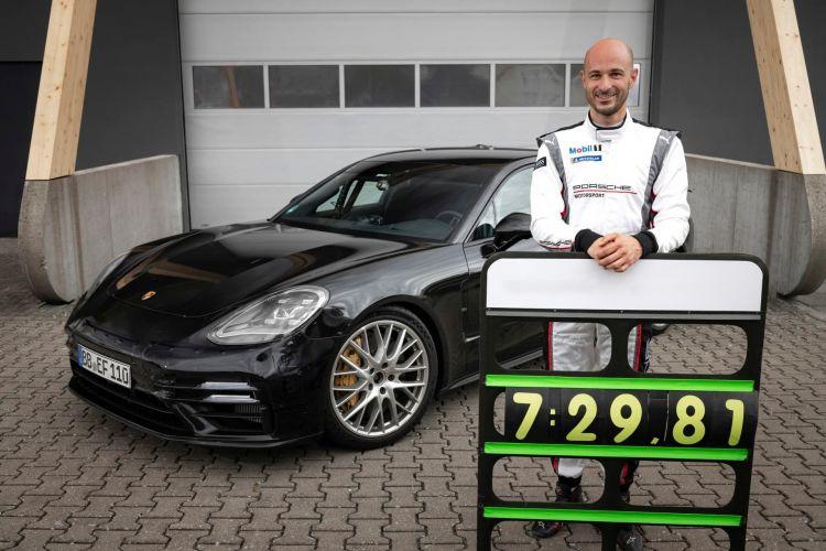 Porsche Panamera Nurburgring Nuevo Record 04