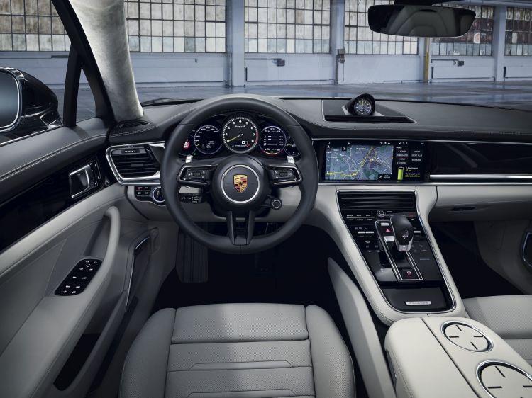 Porsche Panamera Turbo S 2021 4