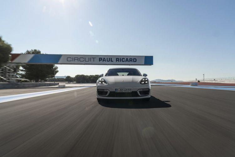 Porsche Panamera Turbo S E Hybrid Blanco Carrara 30