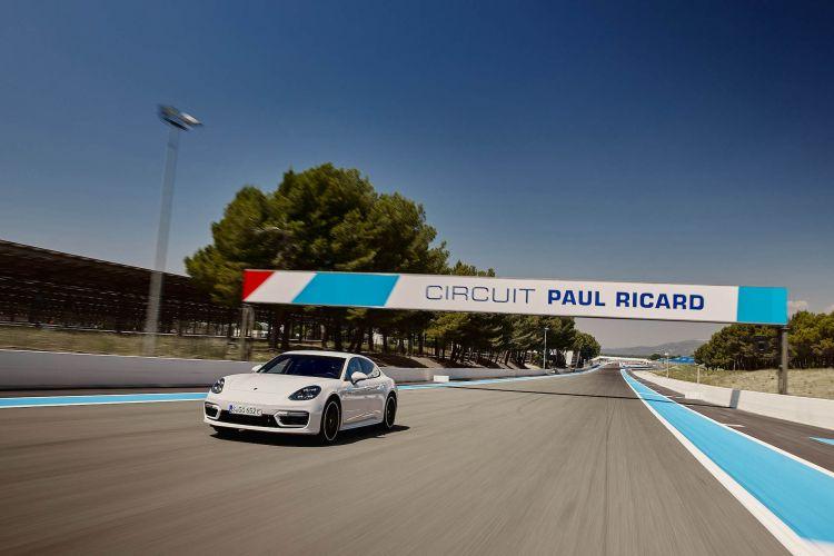 Porsche Panamera Turbo S E Hybrid Blanco Carrara 8