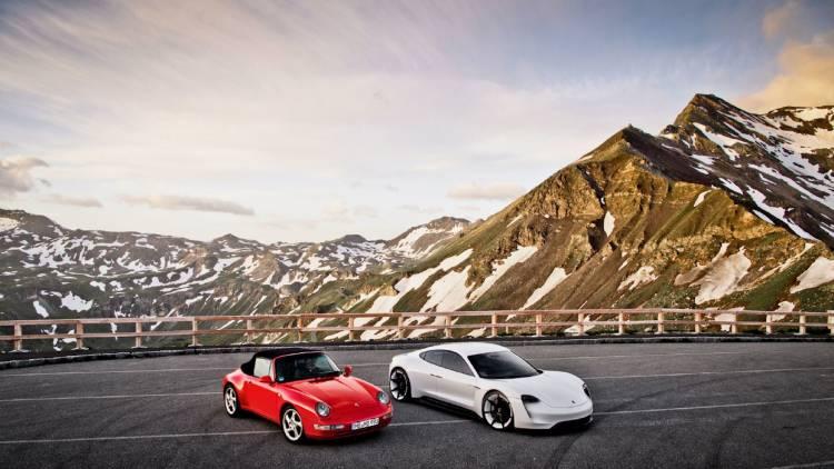 Porsche Paraiso Grossglockner 30