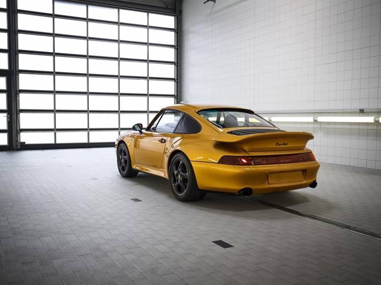 Porsche Project Gold 993 Turbo 0818 018